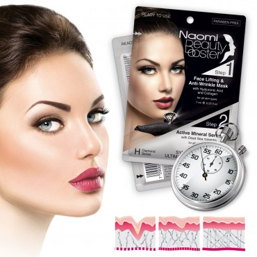Premium Face Lift & Anti-Wrinkle Mask +...